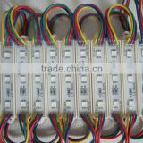 High quality DC 12V 5050 RGB LED Module Lighting for advertisement
