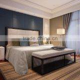 Dubai hotel furniture Foshan supplier hotel bedroom sets HDBR1121                                                                                                         Supplier's Choice