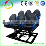 Alibaba Top Brand Amusement Park Equipment Electrical 7D Cinema