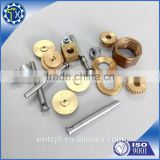 Factory Machining Services precision carbon steel or brass gear CNC machine turning part