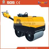 High efficiency with super quality and competitive price JNYL65 8 ton vibratory road roller