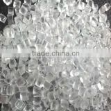 Environmental Transparent Plastic Virgin PVC granules 30A-120A used for medical and food products