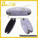 small funky slim reading glasses with case