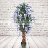 Artificial Wisteria Tree, Artificial Flower tree