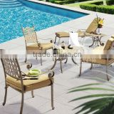 Garden Set Specific Used Sofas Furniture Aluminium cast/ Outdoor furniture modular sofa set designs