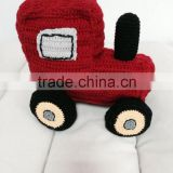 Crochet vehicle tools&truck series for baby ,crochet baby toys 2015