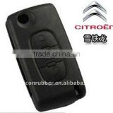 silicone car key cover for Citroen