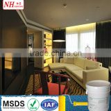 Acrylic Emulsion Interior Latex Paints for Hotel