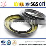 90x148x12 26 passenger car double lip differential gearbox bonded NBR Rubber oil seal