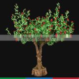New LED Artificial Rose Tree Light