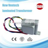 EI output laminated silicon steel sheet iron core transformer for medical and audio equipment