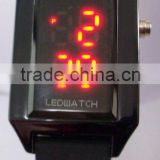 2011 FASHION PROMOTIONAL LED BACKLIGHT WATCH kt9060