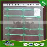 snow fence plastic warning mesh extruded net with BR and SR style