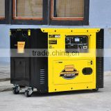 home backup power 5kva silent diesel generator set