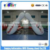 SUNJOY 2016 hot sell inflatable human bowling, giant inflatable bowling set game, inflatable bowling game for sale
