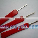 Locksmith tool--High quality 3 pin lock pick tool ,door lock opener tool with best price 60% free shipping