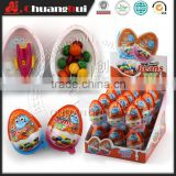 Egg Chocolate Bean Toy / Bean Chocolate Surprise Eggs Toys