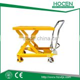 Hot-sale Electric Scissors Lifting Tables For Material Handing Furniture Hydraulics Hydraulic Lift Table Hand Trolley Lifting