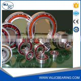 Polyurethane rubber roller professional bearing 7096BF1 single row angular contact ball bearings,