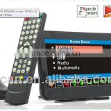 DVB-T7012HD 7 inch Portable handheld HD DVB-T TV receive box