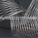 stainless steel wire rope tension screens