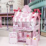 NEW Sweet Shop Pink Treat Stand, for weddings, birthday party, party supply, hen party, shower, tea party