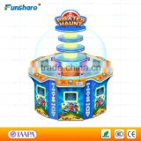Funshare Newest redemption ticket game machine Pirates Haunt prize redemption game machine