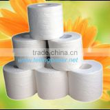 Manufacture branded bulk embossed patterned antibacterial toilet tissue paper roll