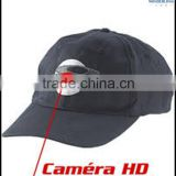 Covert Hat Cap Cam Hidden Spy Camera DVR with Remote Control Camcorder ip hidden camera
