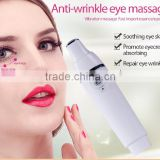 Best selling home health products Newest Portable Rf Beauty Machine Eye Skin Care Face Massage reduce the double chin
