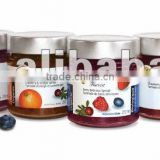 Organic fruit spreads with Chia seeds and Chia oil