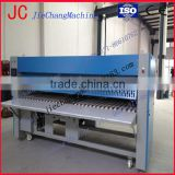 Jiechang 3M, 3.3M bed sheets folding machine, Table Cloth Folding Machines, quilt cover folding machine