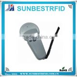 RFID 134.2KHz animal FDX-B/HDX chip handheld reader with ear tag barcode scanner