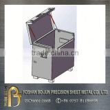 China manufacture safe box customized lockable steel safe
