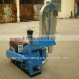 Diesel powered small animal feed grinder and mixer