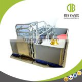 Used Poultry Farm Pig Equipment Popular Farrowing Crate