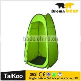 Portable pop up camping kitchen tent