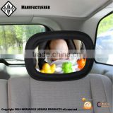 Adjustable Back Seat Baby Mirror Rear View Baby Car Seat Mirror