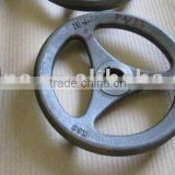 China OEM Grey Iron Casting Hand Wheel supplier