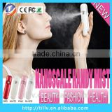 Factory Fashion health and skincare USB rechargeable nano spray beauty/nano water repellent spray