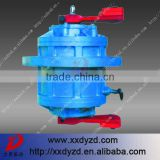 Round standard rice separate equipment motor