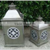 Iron Lantern/Metal candle Lantern,decorative lantern for candle