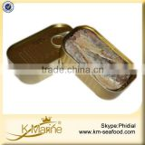 China OEM Best Canned Sardines