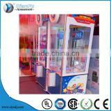 happy Jump ball vending machine Magic Ticket Monster Drop redemption ticket coin operated game machine