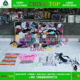 Recycling Uk Style Unsorted Used Clothing Cream Wholesale Second Hand Clothes Hot Sale In Ireland