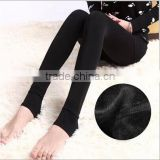 EY0041L 2016 Korea winter warm women leggings colored nylon pantyhose lady sexy footless tights