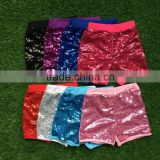 baby girls summer shorts 8 colors sequins summer shorts children boutique shorts free shipping