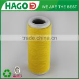 High quality cotton linen blended yarn for weaving jeans yarn