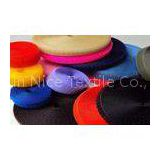 100% Nylon Colored Custom Velcro Industrial Strength Tape For Garment Parts