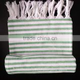 Cheap 100%cotton fouta hammam towel